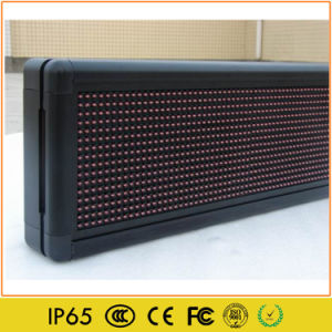 Outdoor Scrolling Message LED Moving Sign pictures & photos