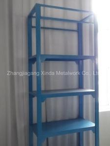 Gondola Metal Storage Display with Shelves pictures & photos