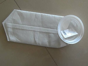 PE Polyester Liquid 0.5 Micron Filter Bag pictures & photos