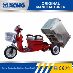 XCMG 2017 800W Electric Tricycle for Collecting Garbage pictures & photos
