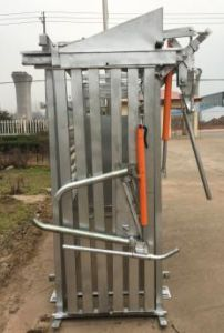 Standard Cattle Crush with Fully Hot Dipped Galvanised pictures & photos