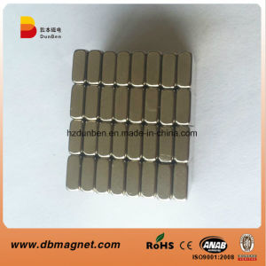 N40 Axially Magnetized Block Neodymium Magnet for Generator pictures & photos