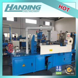 Automatic Coilimg and Stacking Machine for Electric Wire pictures & photos