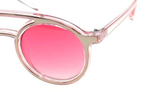 New Style Fashion Custome Logo Candy Color Lens Sunglasses pictures & photos