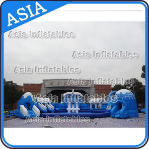 Inflatable Iceworld Theme Water Park, Inflatable Kids Fun Park pictures & photos