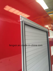 Anodized Aluminium Roller Shutter For Fire Truck Door pictures & photos