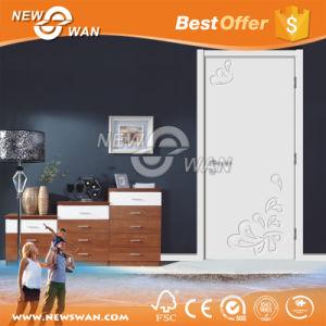 Melamine Wooden Door / PVC Faced MDF Door pictures & photos