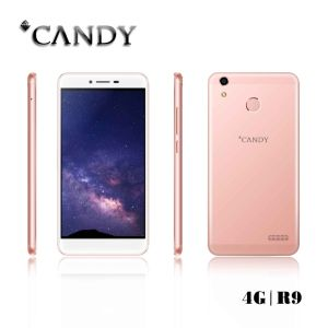 5.0 HD 720*1280 Oncell Android 7.0 Finger Print Function Mobile Phone pictures & photos