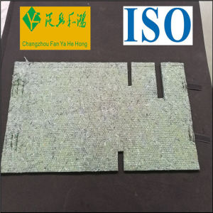Wholesale Hot Melt Cotton Wadding Pads Recycle Mattress Felt pictures & photos