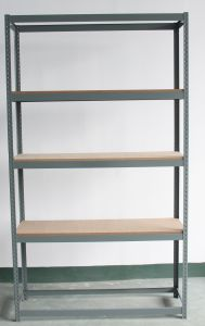 Boltless Rivet Shelving pictures & photos