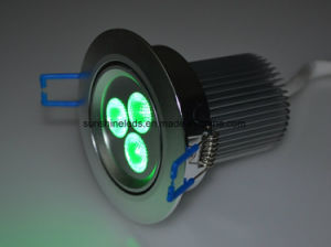 Dimmable DMX RGBW High Power 15W LED Ceiling Downlight pictures & photos
