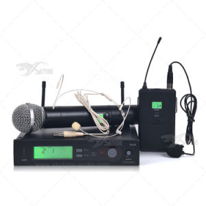 Skytone Fantastic Quality Slx14/Wh93 UHF Wireless Headset Microphone pictures & photos