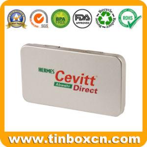 Rectangular Tin Box for Medicine with Food Grade pictures & photos