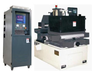 High-Speed EDM Micro-Hole Processing Machine / EDM Small Hole Drilling Machine pictures & photos