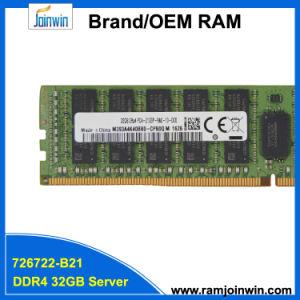 726722-B21 32GB 2rx4 1.2V Reg Ecc DDR4 Server RAM pictures & photos