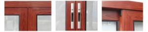 Customized High Quality Double Glazing Aluminum Sliding Window pictures & photos