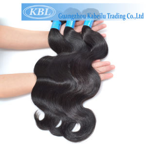 Body Wave Brazilian Afro Hair Clip in Extension (KBL-BH-BW) pictures & photos