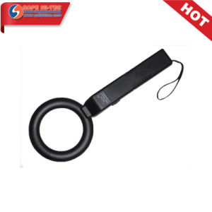 Light Weight Hand Held Metal Detector for Police, School, Hotel MD300 pictures & photos