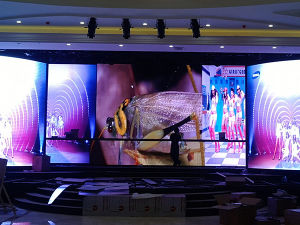 High Definition P3 Indoor LED Display Rental Stage Event Show LED Display pictures & photos