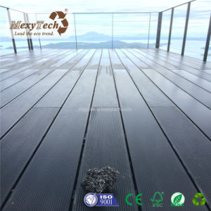 Modern Customized Size Fireproof Easy Installation Foshan WPC Decking pictures & photos