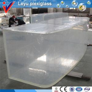 Custom Giant Acrylic Fish Tank - 2 pictures & photos