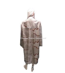 Long Rainsuit, Waterproof Terylene pictures & photos