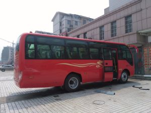 7 Meter 24 Seats Bus, Custom Diesel Minibus pictures & photos