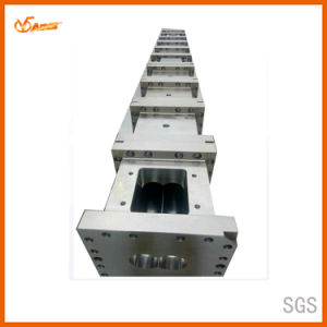 Building Block Type Screw and Barrel  Structure for Twin Screw Extruder pictures & photos