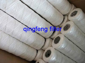 PP Cotton String Wound Filter Cartridge 5 Micron pictures & photos