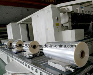 Twist Pet Film, Metalized Twist Polyester Film for Candy Packing pictures & photos