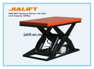 High Quality Stationery Electric Lift Table Hiw2.0EU pictures & photos