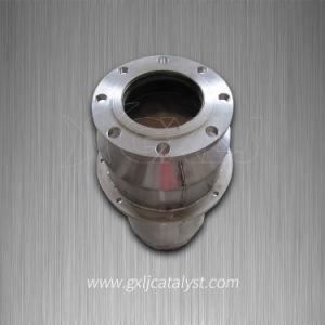 Passive Doc+DPF Catalystic Converter with Regeneration Function EU Stange IV pictures & photos