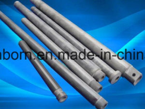 High Purity Si3n4 Silicon Nitride Protection Tube pictures & photos