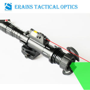 Subzero Zoomable 50mw Green Laser Designator with 5mw Red Laser Sight Combo pictures & photos