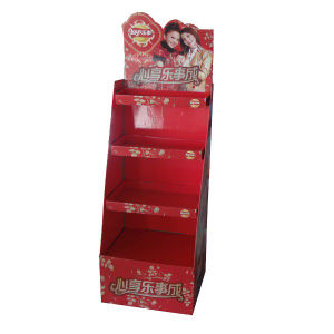 Litho Printing Kraft Cardboard Display Box for Sale pictures & photos