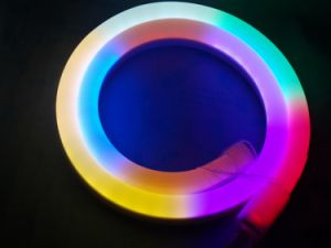 Cost-Effective RGB LED Neon Flex Rope Light pictures & photos
