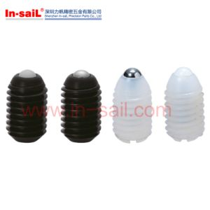 Plastic Body Stainless Ball Spring Plunger pictures & photos