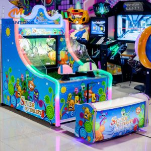 Exciting Redemption Tickets Shooting Simulator Arcade Coin Operated Game Machine pictures & photos