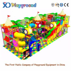 New Arrival Baby Indoor Amusement Theme Park Rides Playground pictures & photos