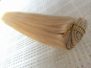 Brazilian Double Drawn Hair Weft