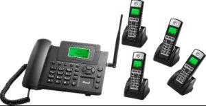 2.4G+ GSM+ PSTN