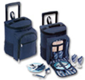 Insulated Picnic Cooler Trolley Bag (MS3053) pictures & photos