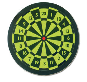 Paper Dartboard (PD-005) pictures & photos