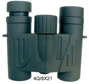 8X21 Optical Binocular Waterproof Telescope (4Q/8X21) pictures & photos