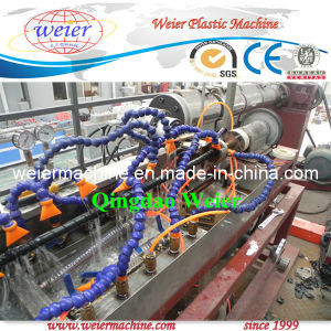 12-140mm PE Spiral Wrapping Band Production Line with CE Certificated pictures & photos