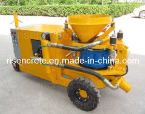 Shotcrete/Gunite Machine in Two Outputs (PZ-5D) pictures & photos