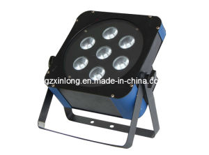 7PCS LED Flat Light