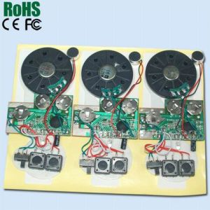 Greeting Card Recordable Sound Module