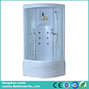 ABS Bath Cabin with 5mm Tempered Glass (LTS-681-B) pictures & photos