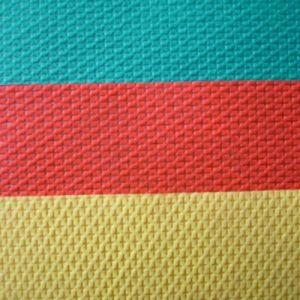 PP Spunbond Nonwoven Fabric/Canberra Fabric (Cross Design) pictures & photos